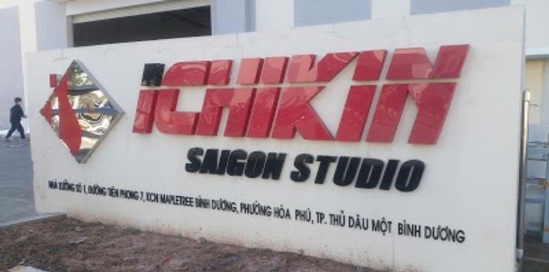 Nhầ máy ICHIKIN SAIGON STUDIO Bình Dương