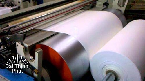 Máy sản xuất túi PE