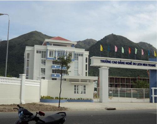 Trường trung cấp du lịch Nha Trang