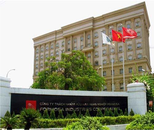 Xưởng xe sợi 4 - Nhà máy Formosa