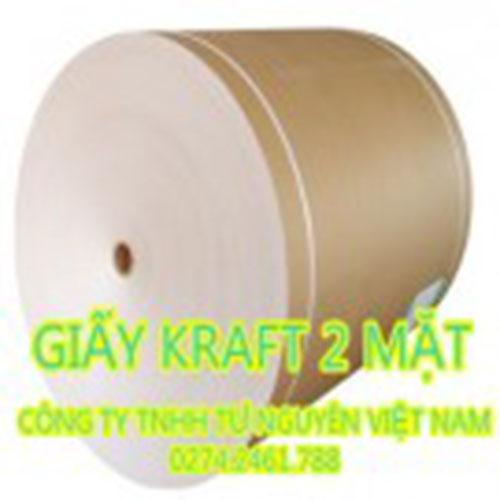 Giấy Kraft 2 mặt