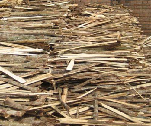 Thu mua pallet gỗ vụn