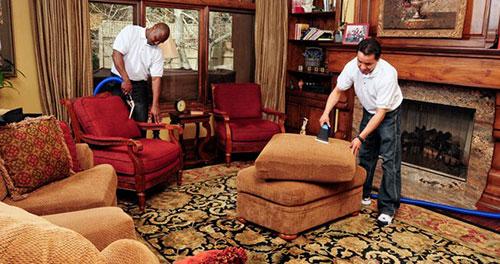 Giặt ghế sofa gia đình