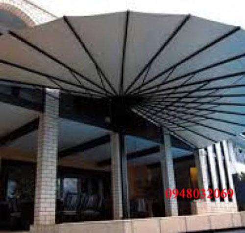 Mái vòm sân thượng