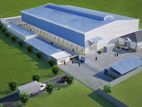 Xây dựng nhà xưởng công nghiệp