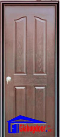 Cửa gỗ công nghiệp HDF GHD-4A-C14