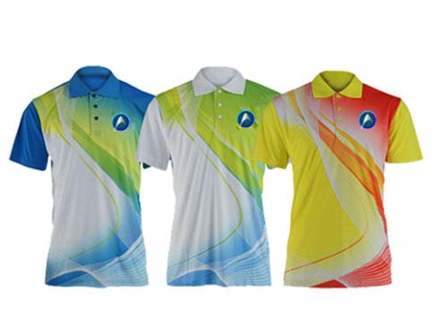 Áo thun đồng phục câu lạc bộ tennis