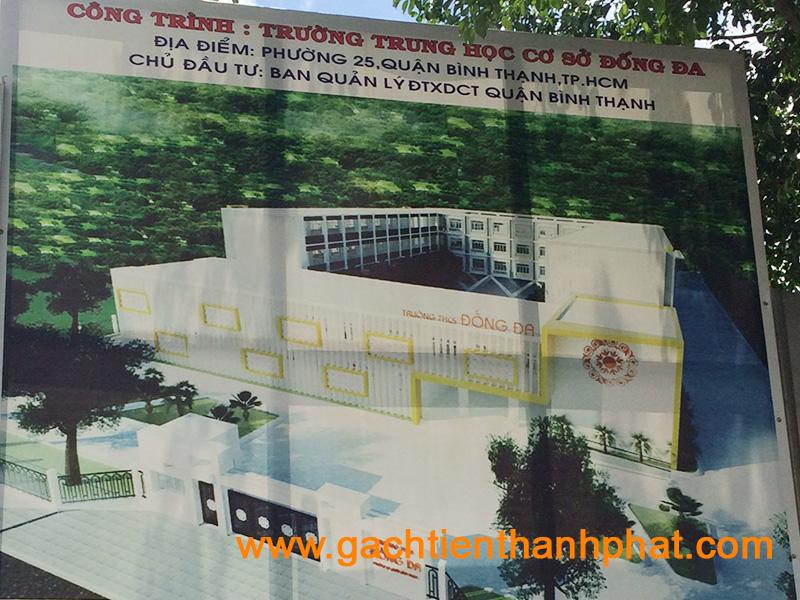 Trường THCS Đống Đa