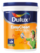 Dulux Easyclean lau chùi hiệu quả
