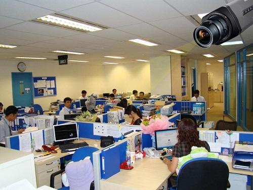 Camera quan sát văn phòng