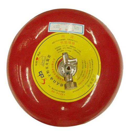 Bình cầu cứu hỏa 6kg