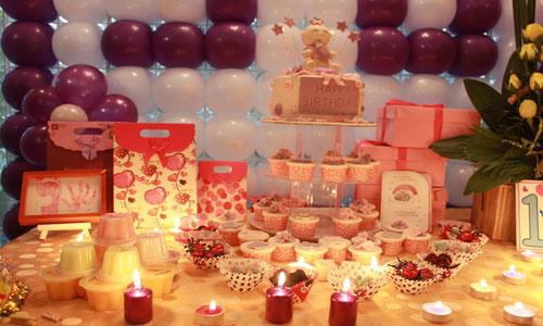 Tổ chức tiệc sinh nhật