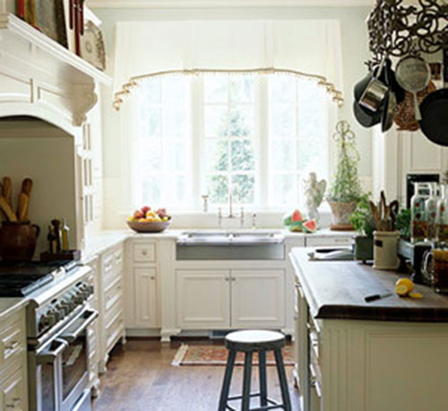 Rèm phòng bếp