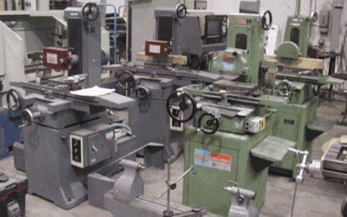 Thu mua máy móc phế liệu