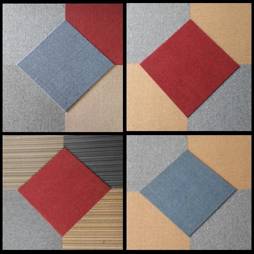 Thảm tấm ghép sang trọng G02