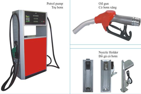 Cung cấp thiết bị xăng dầu