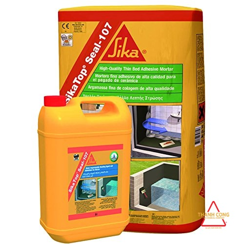 Vữa chống thấm Sika Top Seal 107