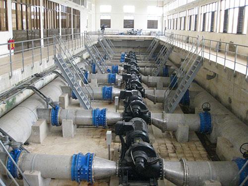 Thi công cấp thoát nước công nghiệp