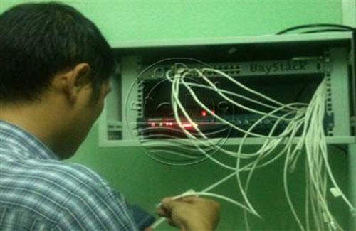 Thi công lắp đặt mạng ADLS