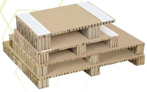 Pallet carton 15 lớp