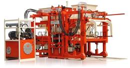 Máy sản xuất gạch tự động T10