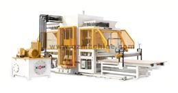 Máy sản xuất gạch tự động QT10