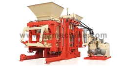 Máy sản xuất gạch tự động T15