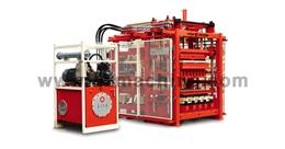 Máy sản xuất gạch tự động T9