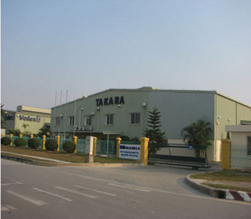Nhà máy Takara