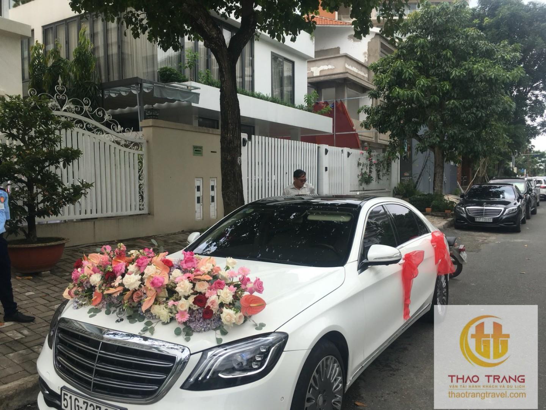 Cho thuê xe hoa, xe cưới