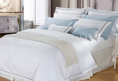 Bộ trải giường thêu tay