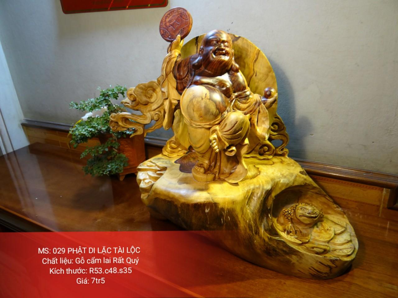 Phật Di Lặc Tài Lộc