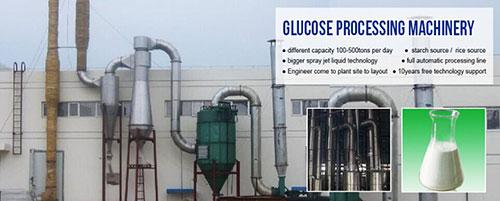 Dây chuyển sản xuất Glucose