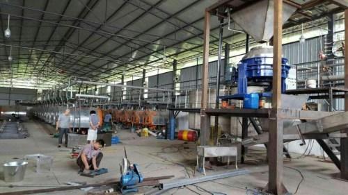 Dây chuyền sản xuất đường phèn