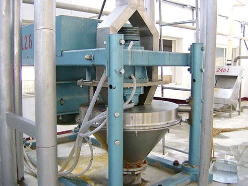 Máy sản xuất tinh bột