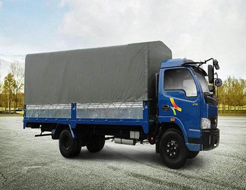 Bạt che xe tải