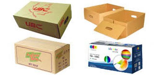 In thùng giấy carton