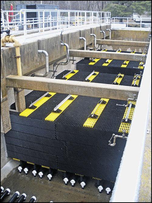 CN xử lý nước thải Bio IFAS-ABR