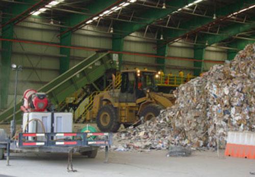 Thu gom, xử lý rác thải