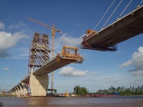Thiết kế thi công cầu đường