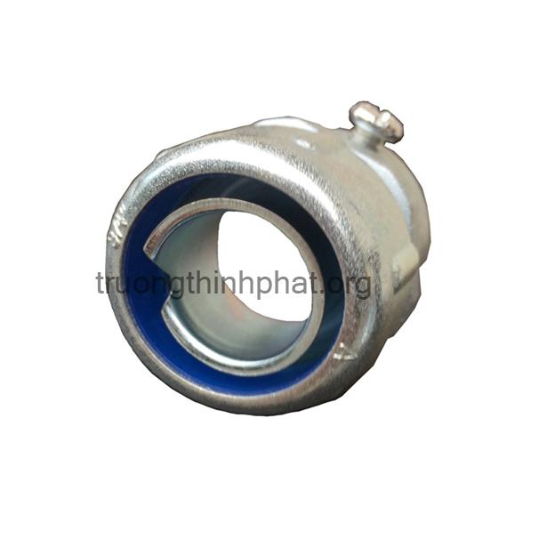 Đầu nối ống mềm với ống thép trơn