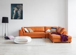 Sofa Amery - Bàn Eliptical