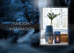 Bộ bình trang trí - Twilight