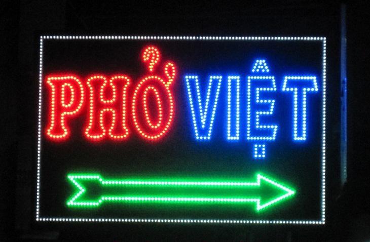 Bảng Led, đèn Neon quảng cáo