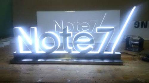 Logo led