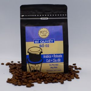 Cà phê nguyên chất