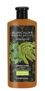 Dầu gội thảo dược giúp tóc chắc khỏe