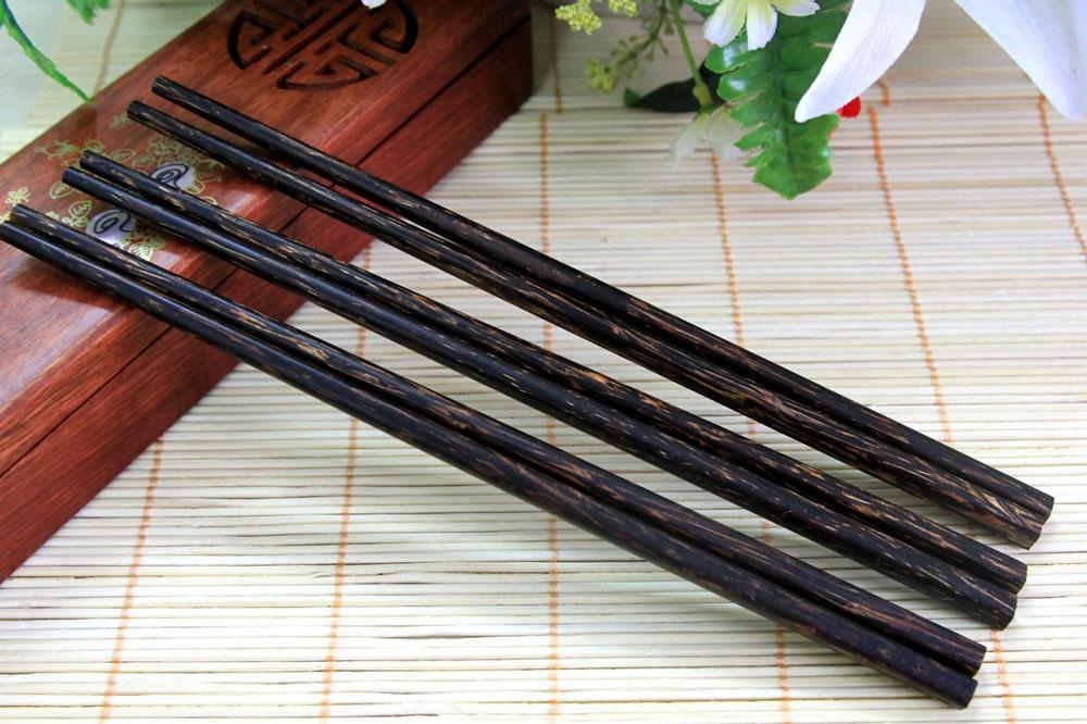 Đũa gỗ thốt nốt