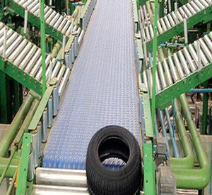 Băng tải trong ngành sản xuất
