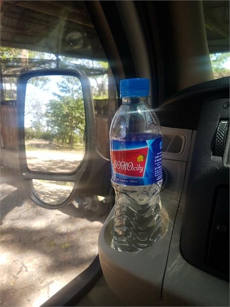 Sản xuất nước uống đóng chai